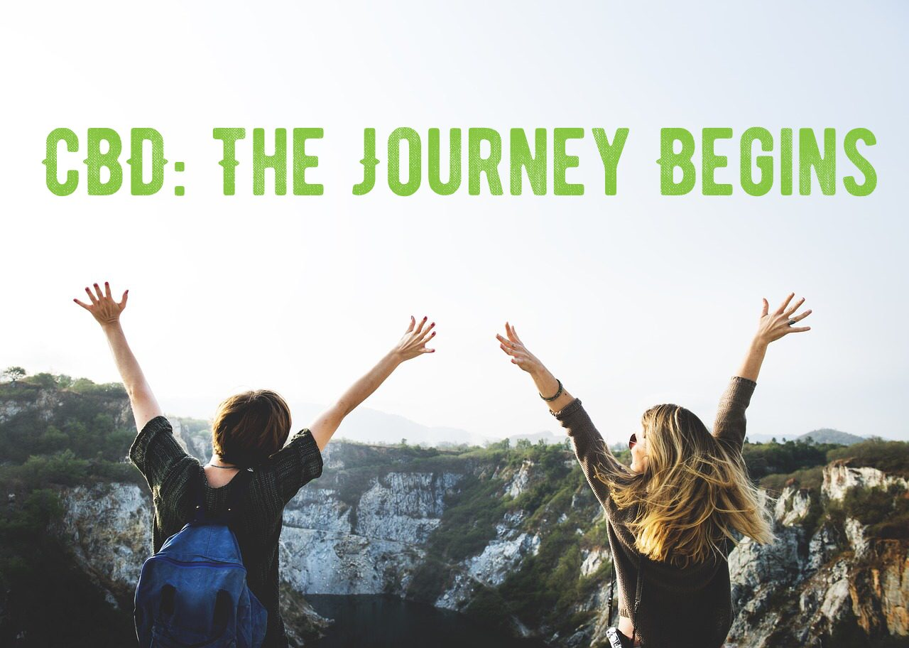Read more about the article CBD: The Journey Begins – How To Start CBD Today