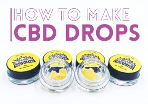 Read more about the article How to Infuse CBD Concentrates to Oil