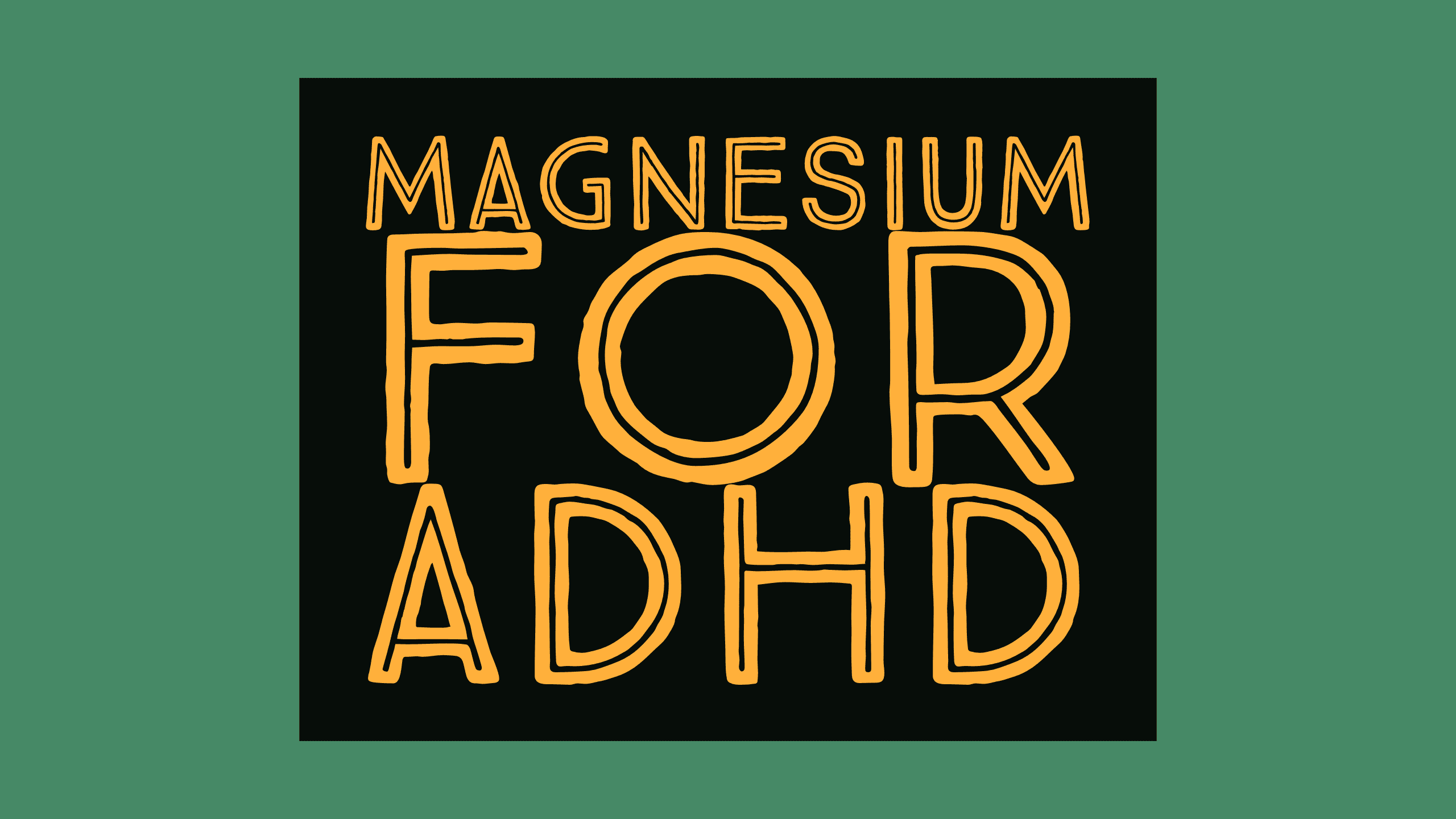 Read more about the article Magnesium and ADHD : 6 Reasons to Take Magnesium