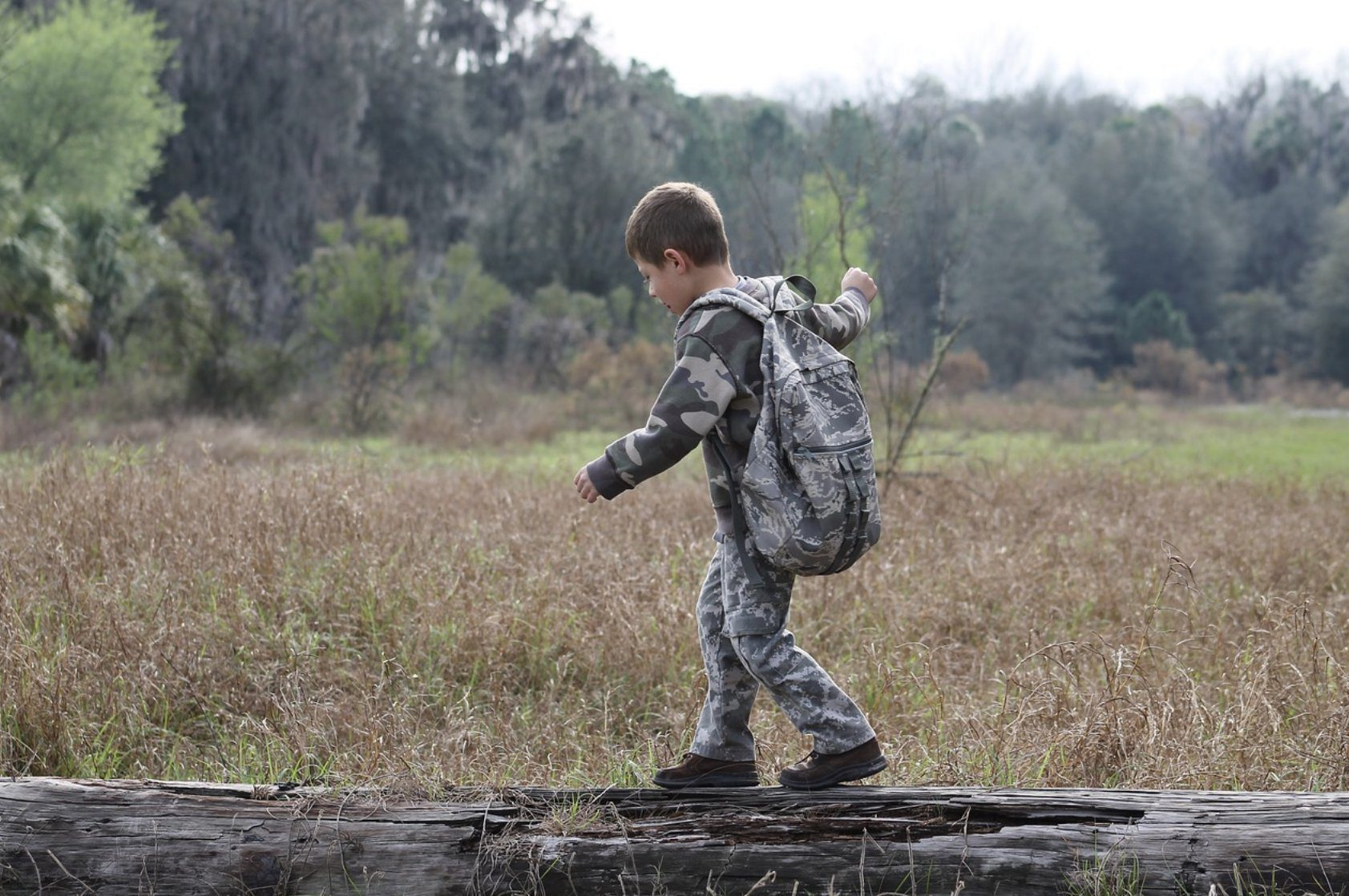 Read more about the article Learn How Playing Outside Helps Children with ADHD Focus More?